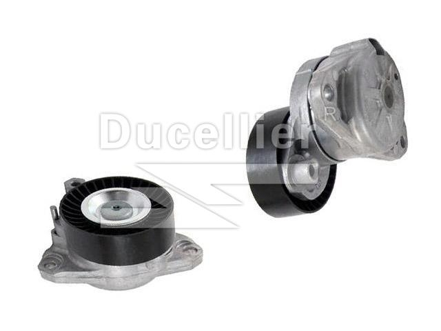 Belt Tensioner:272 200 00 70